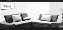 欧美家具装饰行业网站网页源码