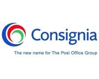英国邮政Consignia公司标志设计EPS