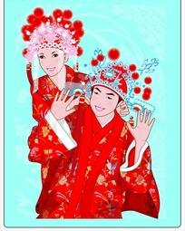 中国传统人物图片