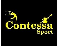 contessa sport公司矢量标志