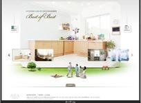 家庭装饰装修网站网页设计
