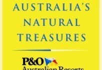 AUSTRALIA'S NATURAL TREASURES图标EPS矢量文件