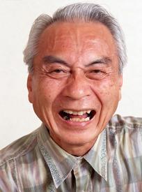 笑老人图片大全_韩国卡通老人图片素彩图片大全