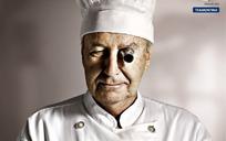 国外厨师创意广告