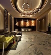 大厅装饰设计效果图