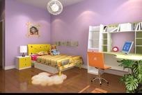 儿童卧室装修设计效果图