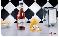 番茄酱创意广告素材