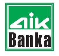 AIK BANKA标志设计