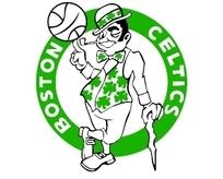 凯尔特人篮球标志设计矢量
