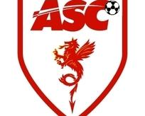 ASC足球俱乐部矢量标志设计