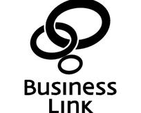 BUSINESS LINK标志设计