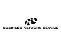 BUSINESS NETWORK SERVICE标志设计