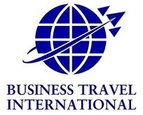 BUSINESS TRAVEL INTERNATIONAL标志设计