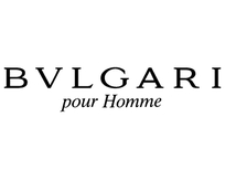 BVLGARI pour Homme标志设计