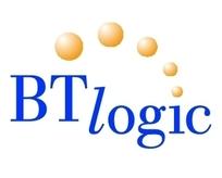 Bt logic标志设计