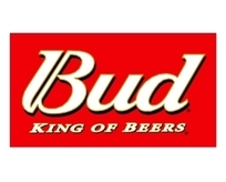 Bud KING OF BEERS标志设计