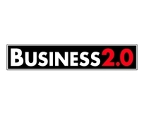 Business2.0标志设计