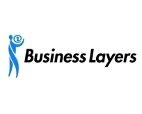 Business Layers标志设计