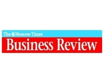 Business Review标志设计
