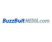 Buzz Bolt MEDIA.com标志设计