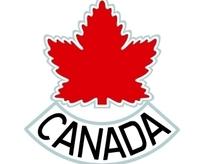 Canada枫叶矢量标志设计