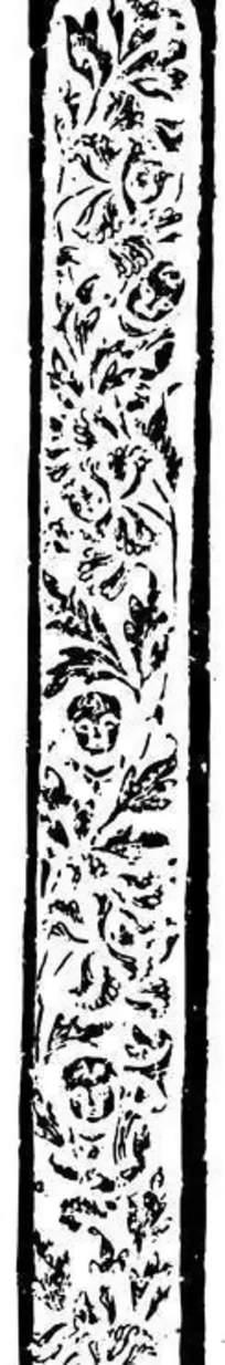 传统黑白花纹矢量素材