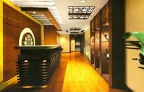 超豪华KTV过厅装饰效果图3D模型下载