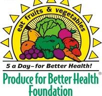 外国健康蔬菜水果LOGO标识设计素材