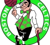 Boston celtics标志