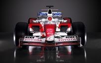 F1赛车正面特写图片