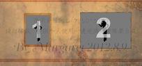欧美写真相册模板
