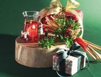 实物礼品盒装饰图片