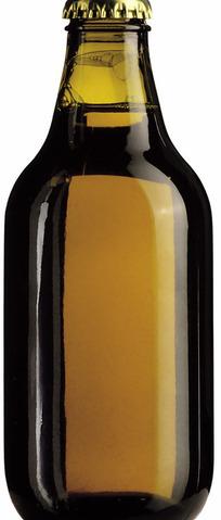 一個棕色的酒瓶攝影圖片圖片