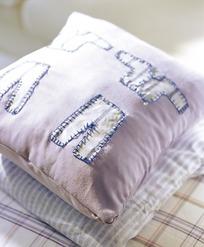 一个DIY抱枕