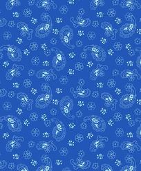 淡雅的四方连续纹样底图JPG