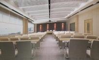 大型豪华会议室3D模型图