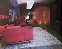 古典式客厅装饰设计效果图