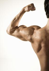 肌肉/手臂肌肉特写