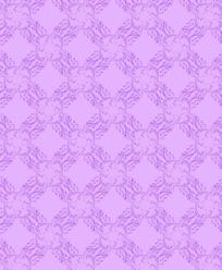 紫色的四方连续纹样底图JPG