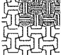 几何形构成的方形边框图片