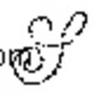 卷曲纹构成的简单的花纹