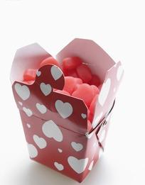 可爱糖果礼物