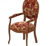 欧式风格软靠椅模型