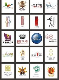 企业房产标志设计合集