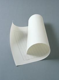 一张卷起的作文纸