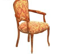 有扶手的欧式靠椅模型