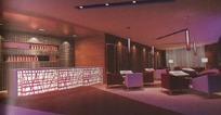 浪漫小酒吧3D效果图
