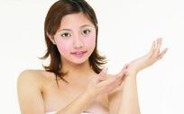 美女 长发/举着双手掌长发半裸美女