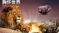 威武的雄狮PSD素材