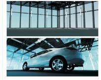 汽车展示工作空间效果图